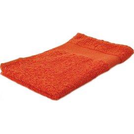 Sophie Muval Handdoek 50*30cm, 450 Gr/m2 Oranje