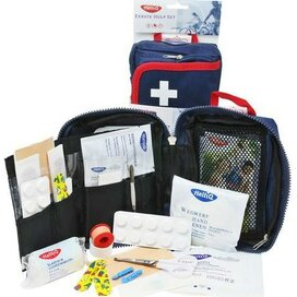 HeltiQ Eerste Hulp Kit, 58-delig