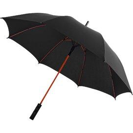 Spark 23'' automatische storm paraplu Zwart,Rood