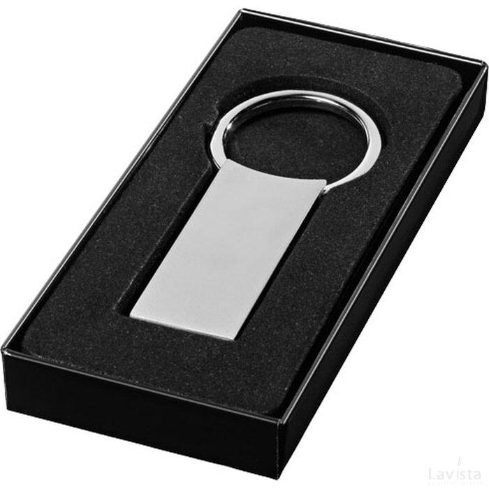 Rechthoekige sleutelhanger