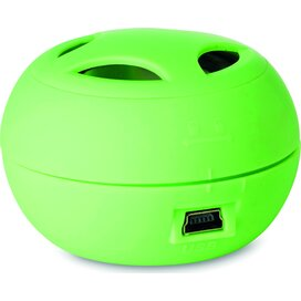 Mini luidspreker Mini Sound Lime groen
