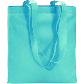 Non-woven boodschappentas Totecolor Turquoise