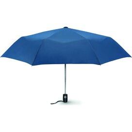 "Windbestendige paraplu, 21"" Gentlemen Blauw"