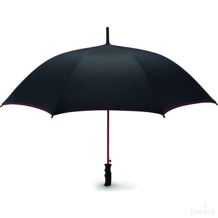 Windbestendige paraplu, 23 inc Skye Rood