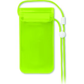 Waterdichte smartphonehoes Colourpouch Groen