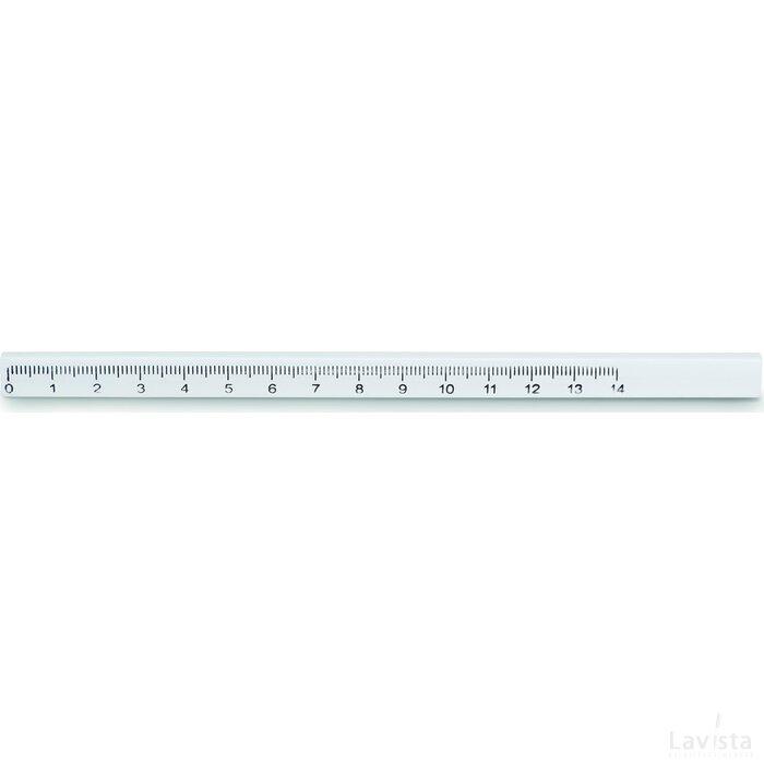 Timmermanspotlood, 14 cm Maderos Wit