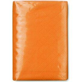 Pakje zakdoekjes Sneezie Oranje
