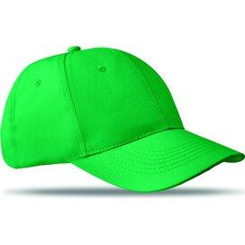 Katoenen baseball cap Basie Groen