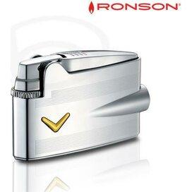 Ronson Mini Varaflame - Chrome -v-