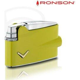 Ronson Mini Varaflame - Yellow Lacquer