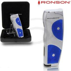 Ronson Grip Jetflame Aansteker Blue