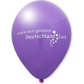 Ballon 85/95 cm paars