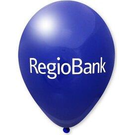 Ballon 85/95 cm donkerblauw