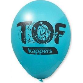 Ballonnen 75/85 cm turquoise