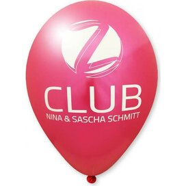Ballon 75/85 cm magenta