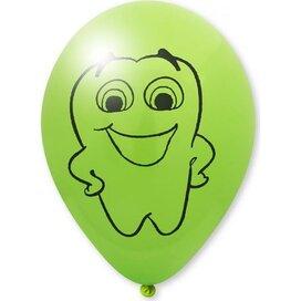 Ballon 90/100 cm lichtgroen