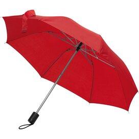 Opvouwbare paraplu Nagold rood
