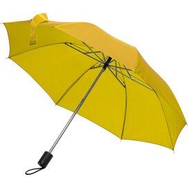 Opvouwbare paraplu Nagold geel
