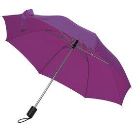Opvouwbare paraplu Nagold paars