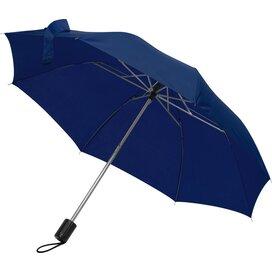 Opvouwbare paraplu Nagold donkerblauw