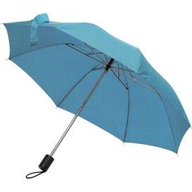 Opvouwbare paraplu Nagold lichtblauw