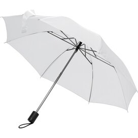 Opvouwbare paraplu Nagold wit