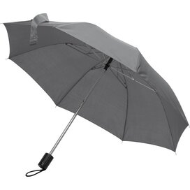 Opvouwbare paraplu Nagold grijs