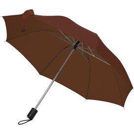 Opvouwbare paraplu Nagold bruin