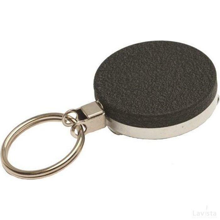 Jojo 43 met sleutelring & Metalen draad zwart
