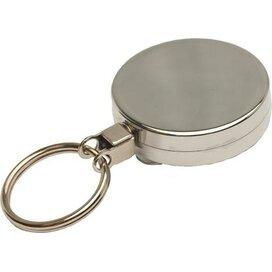 Jojo 43 met sleutelring & nylondraad zilver