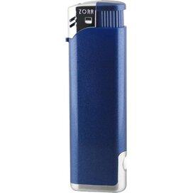 Zorr Piezo LED blauw metallic