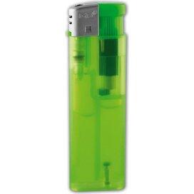 GO Piezo licht groen frosty