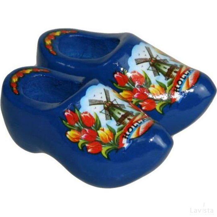 Magneetklompjes Tulp blauw