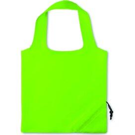 Opvouwbare boodschappentas Fresa Lime groen