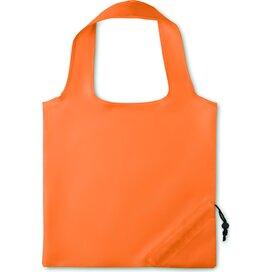 Opvouwbare boodschappentas Fresa Oranje