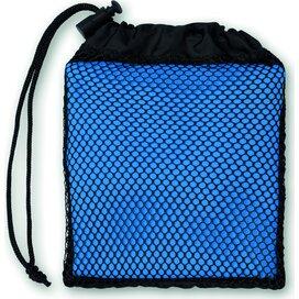 Sporthandoekje in zakje Tuko (Kobalt) blauw