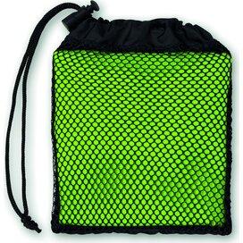 Sporthandoekje in zakje Tuko Lime groen