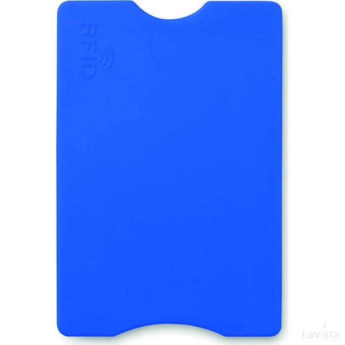 Anti skimming kaarthouder Protector Blauw