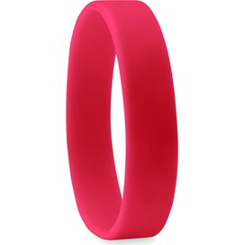 Siliconen armband Event Rood