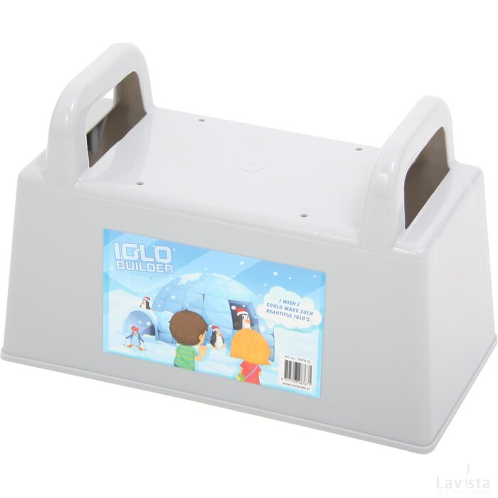 Igloo Builder Silver