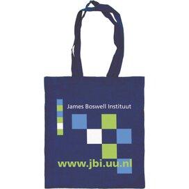 Katoenen tassen bedrukken | Draagtas gekleurd Blauw