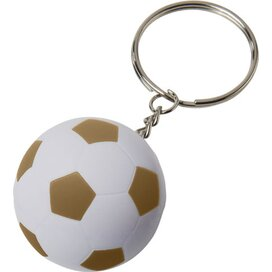 Stiker voetbal sleutelhanger