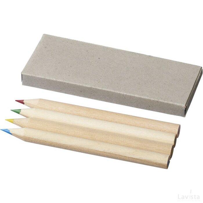 4 delige pennen set