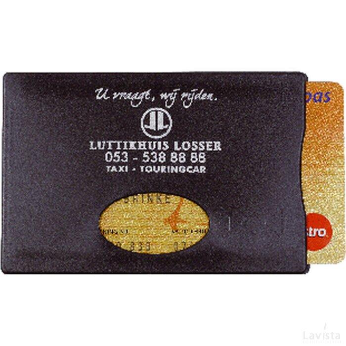 Creditkaart houder Apeldoorn Zwart