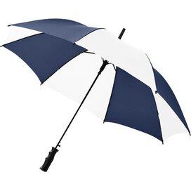 """Barry 23"""" automatische paraplu Navy,Wit"""