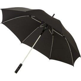 Spark 23'' automatische storm paraplu Zwart,Wit