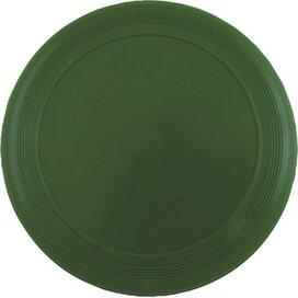 Frisbee 21 cm. met ringen Groen