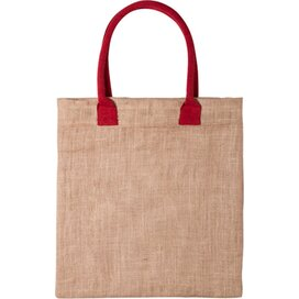 Kalkut Shopper  Rood
