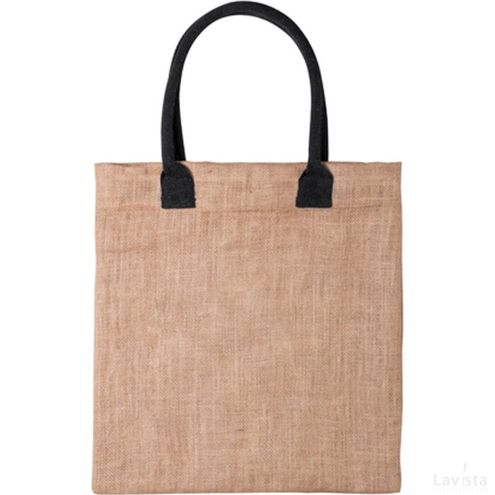 Kalkut Shopper  Zwart