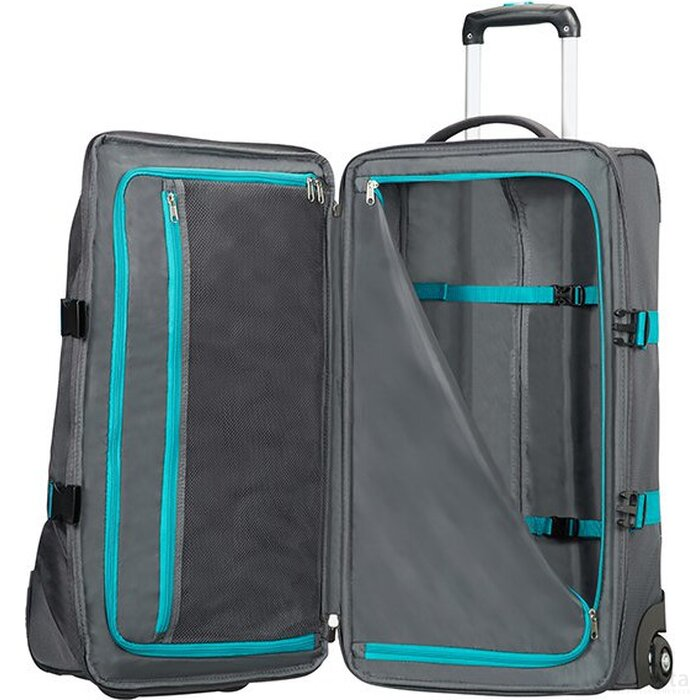 American Tourister Road Quest 2 Compartments Duffle with wheels 69